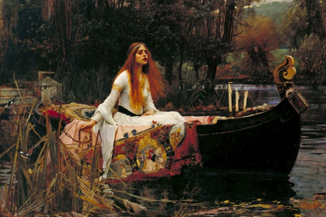 John-William-Waterhouses-The-Lady-of-Shalott