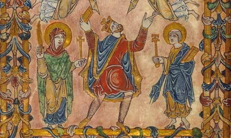 King-Edgar-and-Christ