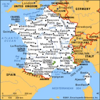 Geographic-maps-of-france-1