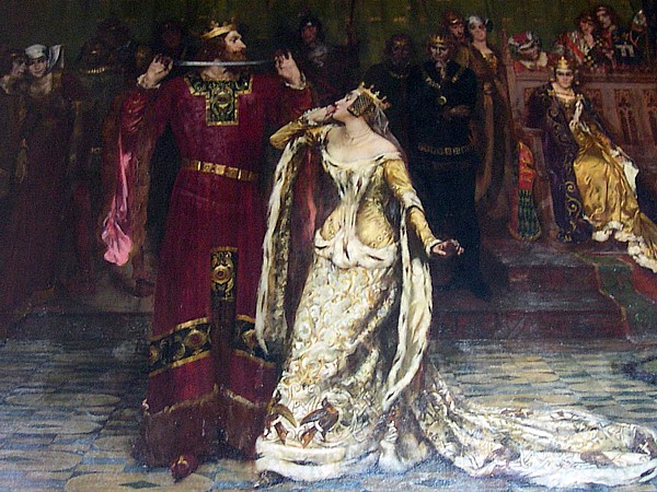 Albert_Chevallier_Tayler_-_Ceremony_Of_The_Garter_1901