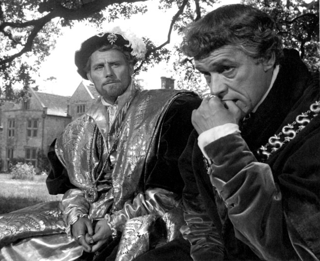 robert shaw & paul scofield - a man for all seasons 1966